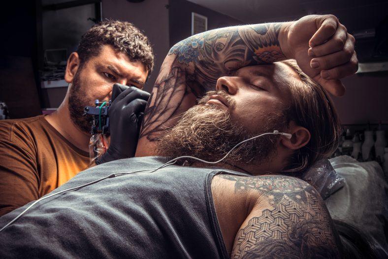 Tetovējumu tinte